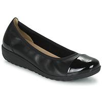 Topánky Ženy Balerínky a babies Caprice 22103-026 Čierna