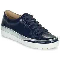 Topánky Ženy Nízke tenisky Caprice 23654-889 Modrá