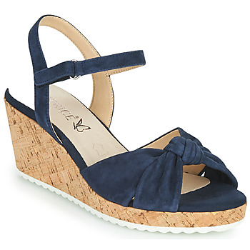 Topánky Ženy Sandále Caprice 28713-857 Čierna