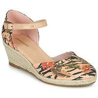 Topánky Ženy Espadrilky Dockers by Gerli 36IS210-761 Ružová