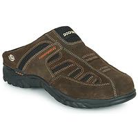 Topánky Muži Nazuvky Dockers by Gerli 36LI005-320 Hnedá