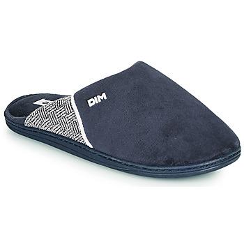 Topánky Muži Papuče DIM D CARIM C Námornícka modrá