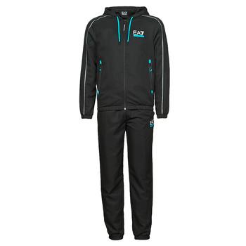 Oblečenie Muži Súpravy vrchného oblečenia Emporio Armani EA7 3KPV02-PNP5Z-1200 Čierna