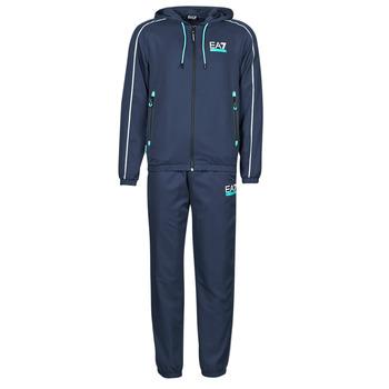Oblečenie Muži Súpravy vrchného oblečenia Emporio Armani EA7 3KPV02-PNP5Z-1554 Námornícka modrá
