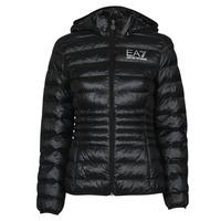 Oblečenie Ženy Vyteplené bundy Emporio Armani EA7 8NTB23-TN12Z-1200 Čierna