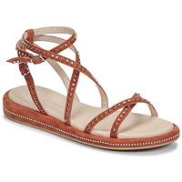 Topánky Ženy Sandále Fru.it 6780-100-COLTO Hnedá