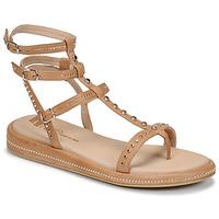 Topánky Ženy Sandále Fru.it 6782-100-CASTORO Béžová
