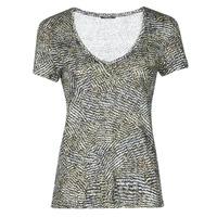 Oblečenie Ženy Tričká s krátkym rukávom One Step MILLET Kaki