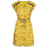 Oblečenie Ženy Krátke šaty One Step RAYNA Žltá