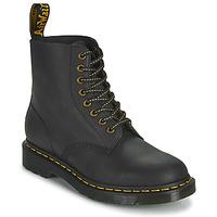 Topánky Polokozačky Dr Martens 1460 PASCAL Čierna