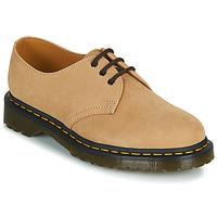 Topánky Derbie Dr Martens 1461 Béžová