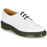 Topánky Ženy Derbie Dr Martens 1461 Biela