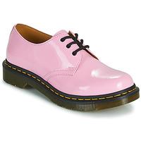 Topánky Ženy Derbie Dr Martens 1461 Ružová