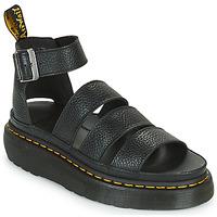 Topánky Ženy Sandále Dr Martens CLARISSA II QUAD Čierna