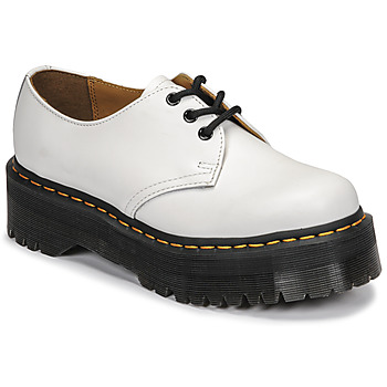 Topánky Ženy Derbie Dr Martens 1461 QUAD Biela