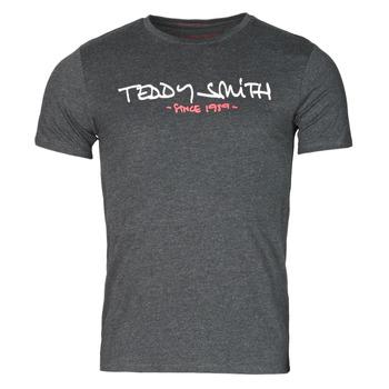 Oblečenie Muži Tričká s krátkym rukávom Teddy Smith TICLASS Šedá