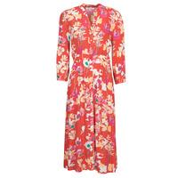 Oblečenie Ženy Dlhé šaty Rip Curl SUGAR BLOOM DRESS Červená