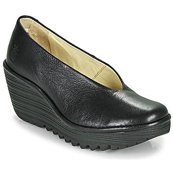 Topánky Ženy Lodičky Fly London YAZ Čierna