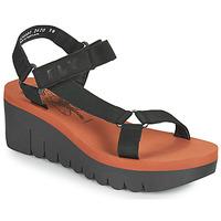 Topánky Ženy Sandále Fly London YEFA Čierna