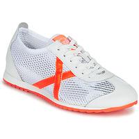 Topánky Ženy Nízke tenisky Munich OSAKA 456 Biela / Oranžová