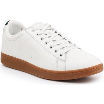Topánky Muži Nízke tenisky Lacoste Carnaby Evo 5 SRM 7-30SRM4002098 beige