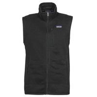 Oblečenie Muži Flísové mikiny Patagonia M's Better Sweater Vest Čierna