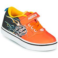 Topánky Chlapci Kolieskové topánky Heelys PRO 20 X2 Čierna / Oranžová