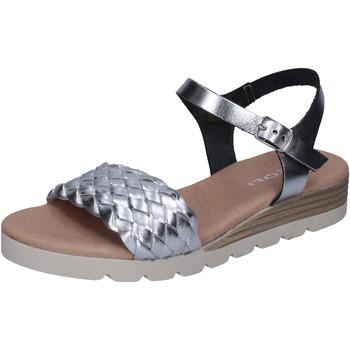 Topánky Ženy Sandále Rizzoli Sandále BK606 Striebro