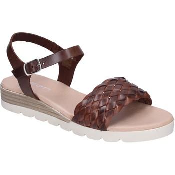 Topánky Ženy Sandále Rizzoli Sandále BK607 Hnedá