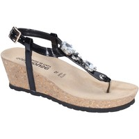 Topánky Ženy Sandále Dott House Sandále BK616 Čierna