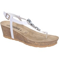 Topánky Ženy Sandále Dott House Sandále BK617 Biely