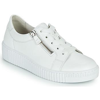 Topánky Ženy Nízke tenisky Gabor 6333421 Biela