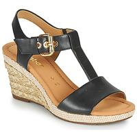 Topánky Ženy Sandále Gabor 6282457 Čierna