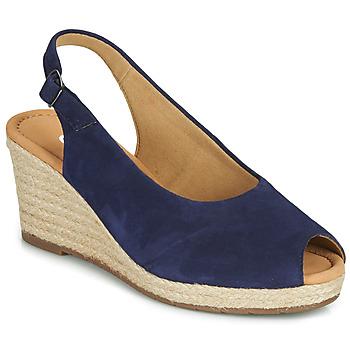 Topánky Ženy Sandále Gabor 6658036 Námornícka modrá