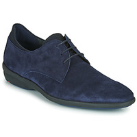 Topánky Muži Derbie Lloyd FABIUS Námornícka modrá
