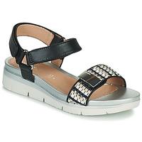 Topánky Ženy Sandále Stonefly ELODY 11 Čierna