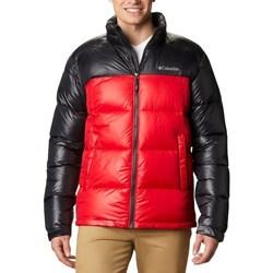 Oblečenie Muži Vyteplené bundy Columbia Pike Lake Jacket Čierna, Červená