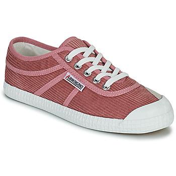 Topánky Ženy Nízke tenisky Kawasaki CORDUROY Ružová