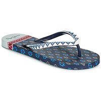 Topánky Ženy Žabky Pepe jeans RAKE DANI Námornícka modrá