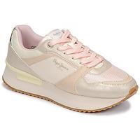Topánky Ženy Nízke tenisky Pepe jeans RUSPER EVE Ružová / Leopard