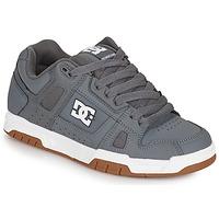 Topánky Muži Skate obuv DC Shoes STAG Šedá / Gum
