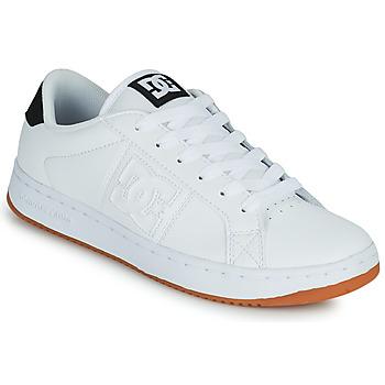 Topánky Muži Nízke tenisky DC Shoes STRIKER Biela / Čierna