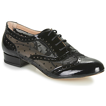 Topánky Ženy Richelieu Fericelli ABIAJE Čierna