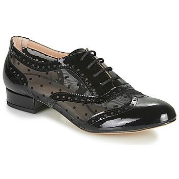 Topánky Ženy Derbie Fericelli ABIAJE Čierna