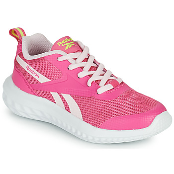 Topánky Dievčatá Bežecká a trailová obuv Reebok Sport REEBOK RUSH RUNNER 3.0 Ružová