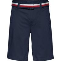 Oblečenie Chlapci Šortky a bermudy Tommy Hilfiger SORTA Námornícka modrá