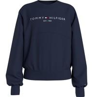 Oblečenie Dievčatá Mikiny Tommy Hilfiger KG0KG05764-C87 Námornícka modrá
