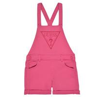 Oblečenie Dievčatá Módne overaly Guess K1GK10-WB5Z0-JLPK Ružová