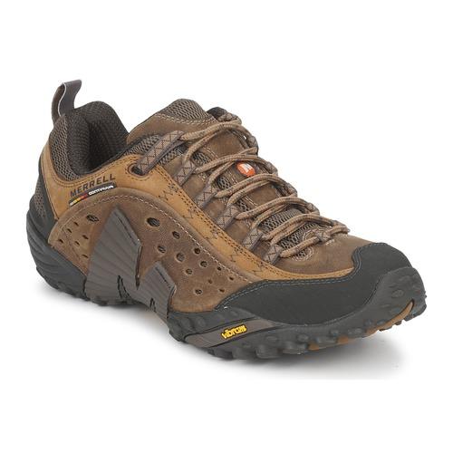 Topánky Muži Turistická obuv Merrell INTERCEPT Hnedá