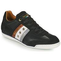 Topánky Muži Nízke tenisky Pantofola d'Oro IMOLA UOMO LOW Čierna